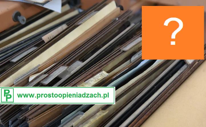 Jak zarządzać swoimi dokumentami papierowymi